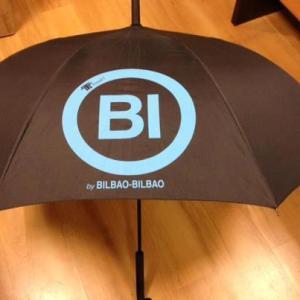 Paraguas Colección Matrículas antiguas BI de Llévame contigo by Triza 21