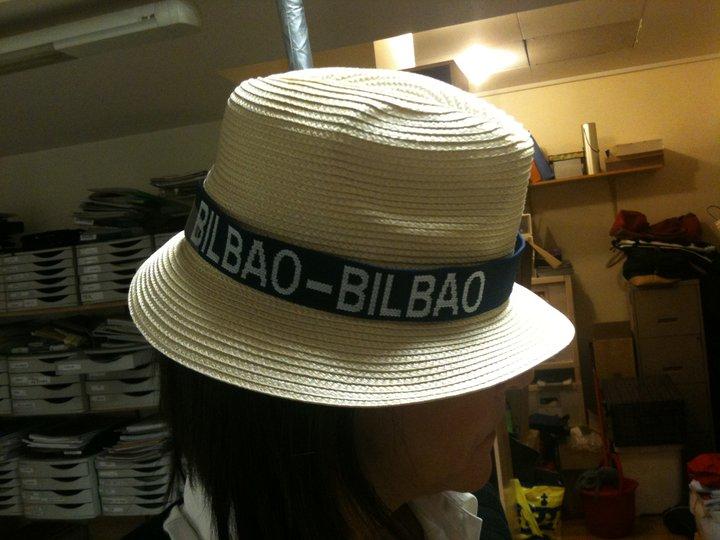Sombrero Colección Bilbao Bilbao by Triza 21