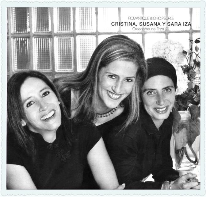 Cristina,Sara y Susana de Triza 21