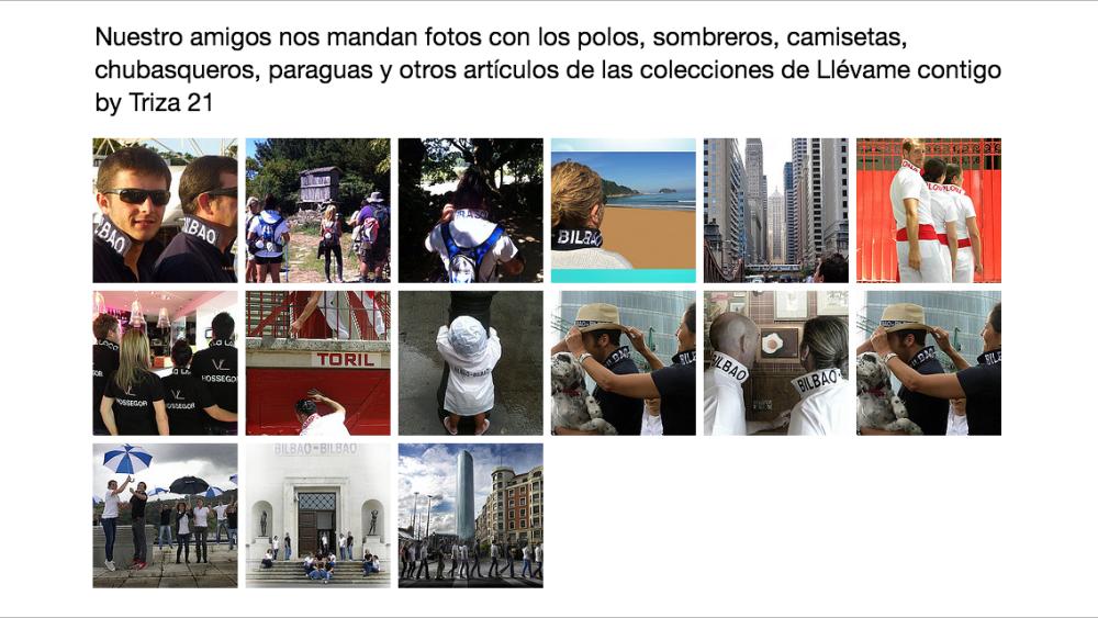 Albumes de fotos de Llévame contigo & friends