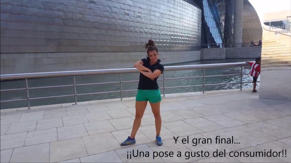 Imagen vídeo baile